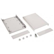 Z112A (Kradex) Корпусс боковыми панелями пластиковый приборный 40*136*185,5мм