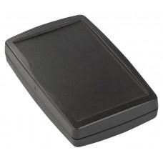 Z118 abs (Kradex) Корпусаспециальные с местом под дисплей 19*60*97мм черный