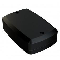 Z126abs (Kradex) Корпусаиз двух частей 35,1*69,4*104,5 мм, черный