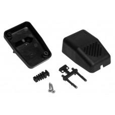 Z13A (Kradex) Корпусблока питания с вилкой 40*48*72 мм, черный