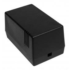 Z16 (Kradex) Корпусблока питания 63*70*114 мм, черный