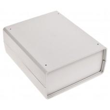 Z2 (Kradex) Корпусас боковыми панелями пластиковый приборный 70*150*179 мм, черный