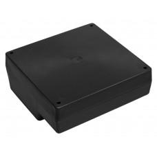 Z20 (Kradex) Корпусаиз двух частей 53,9*120,4*126,1 мм, черный