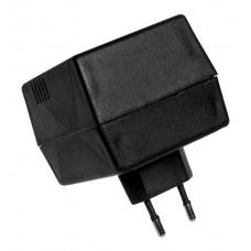 Z21 (Kradex) Корпусблока питания с вилкой 55*64*82 мм, черный