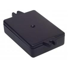 Z23 (Kradex) Корпусаиз двух частей 30*59*84 мм, черный