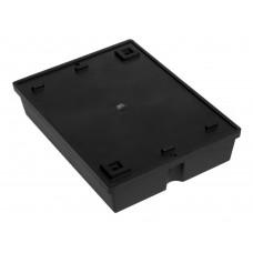 Z29 (Kradex) Корпусспециальный с местом под дисплей 29*98,5*132,5мм черный