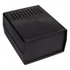 Z2A (Kradex) Корпусс боковыми панелями пластиковый приборный 90*147*178 мм, черный