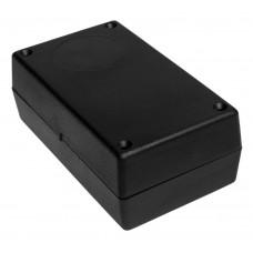 Z31 (Kradex) Корпусблока питания с розеткой 44*70*120 мм, черный