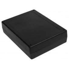 Z33 (Kradex) Корпусс местом под дисплей 46*140*190мм, черный