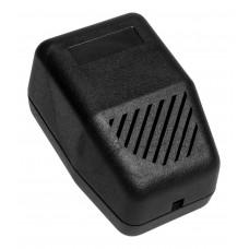Z42 (Kradex) Корпусблока питания с вилкой 46*56*83 мм, черный