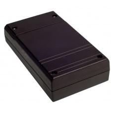 Z48 (Kradex) Корпусиз двух частей 35*80*145 мм, черный