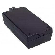 Z52 (Kradex) Корпуса из двух частей для монтажа на стену 40*74*145 мм, черный