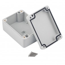 Z56Sj (Kradex) Корпус герметичный с литым уплотнителем 42*64*88мм, светло-серый