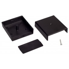 Z6 Корпусc боковыми панелями 36*68*74 мм, черный