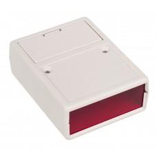 Z62 (Kradex) Корпусспециальный с местом под дисплей 29*63*83 мм, черный