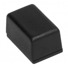 Z63 (Kradex) Корпусс крышкой 15*17*26 мм, черный