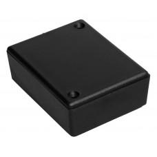 Z70 (Kradex) Корпусс крышкой 28*59*76 мм, черный